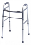 Graham Field Everyday Folding Walker - Dual Release
